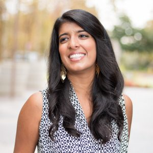 Ooshma Garg, founder and CEO of Gobble